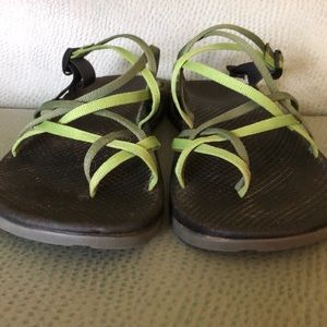 Women's Chacos X Ecotred Sz 10